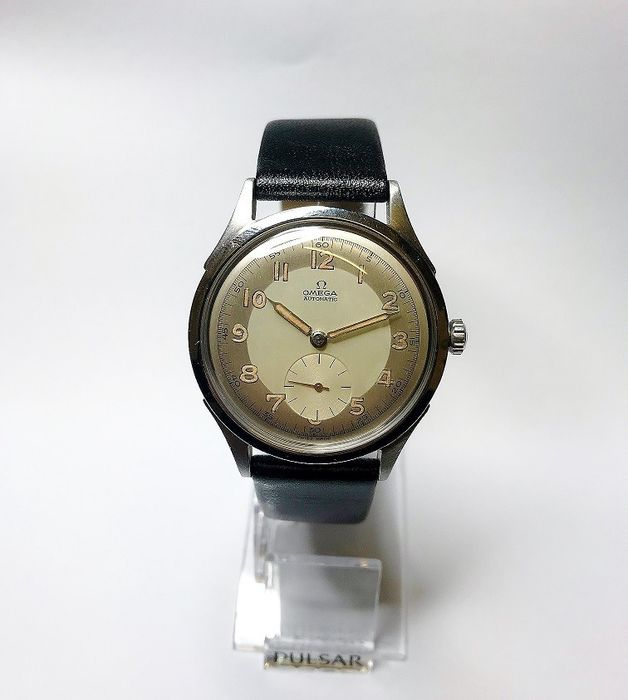 Omega - 'Ultra Flat' Bumper Watch - 2374-2 - Men - 1901-1949
