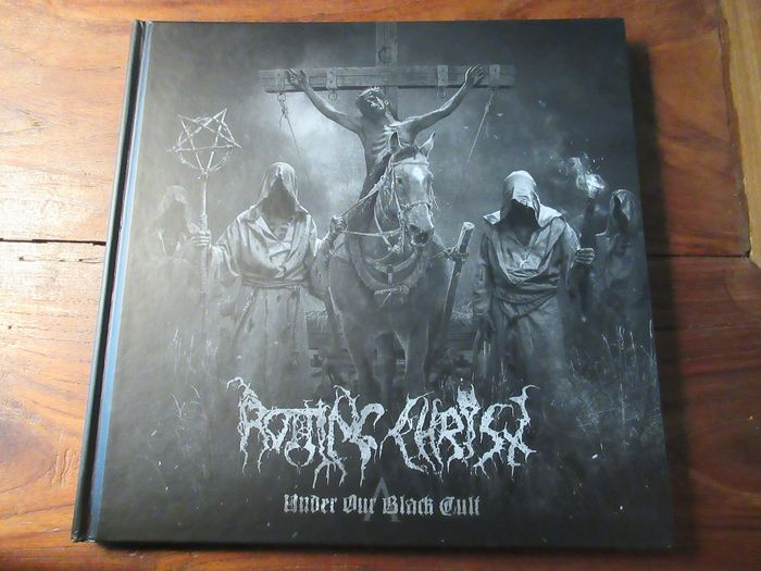 Rotting christ - Under our black cult (5 cd box) - CD Boxset - 2018/2018