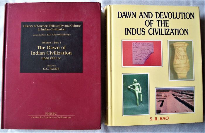 Rao & Pande - Dawn of Indian Civilization (Indus Valley) - 1991/1999