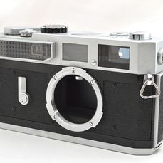 Canon NEAR MINT+++ Canon 7 Leica Screw Mount RangeFinder Film Camera From Japan M122