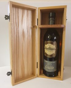 Glenfiddich 1973 34 years old Cask no. 28563 - for LMDW - Original bottling - 0.7Ltr