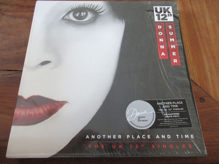 "Donna Summer - Another Place And Time (The UK 12"" Singles) - Box set, Maxi single 12""inch - 2015"
