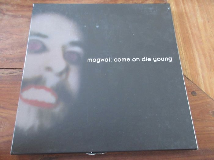 Mogwai - Come on die young (4LP) - LP Box set - 2014/2014