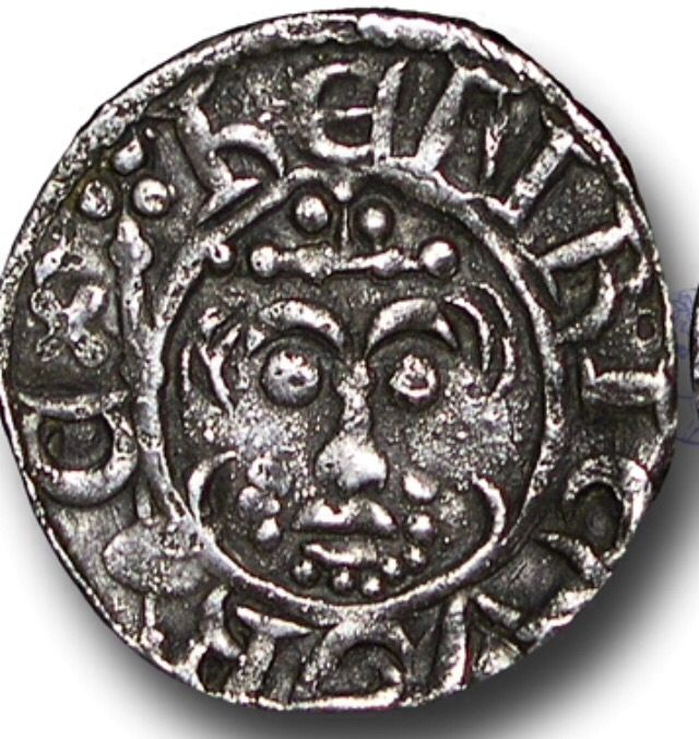 Ireland - Penny Edward I 1272-1307 Group Ib (Dublin mint)