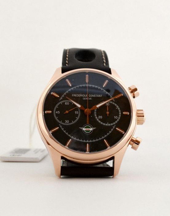 Frédérique Constant - Healey Limited Edition Nr.0023/2888 Vintage Rally - FC-397HDG5B4 - Men - 2011-present