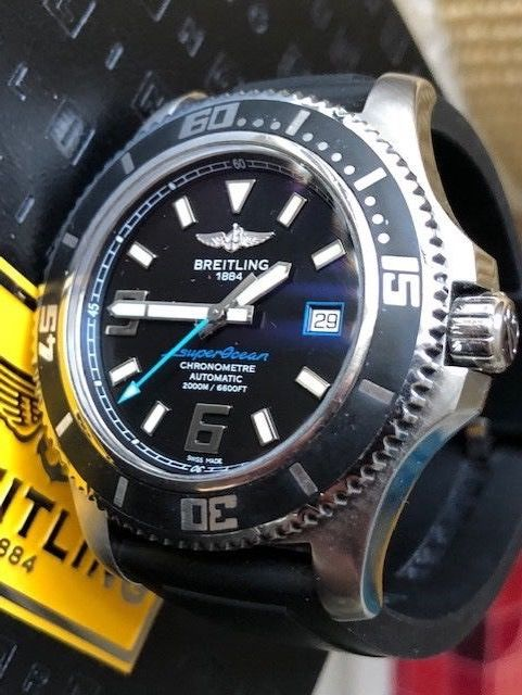 Breitling - SuperOcean - Ref. A17391 - Men - 2000-2010
