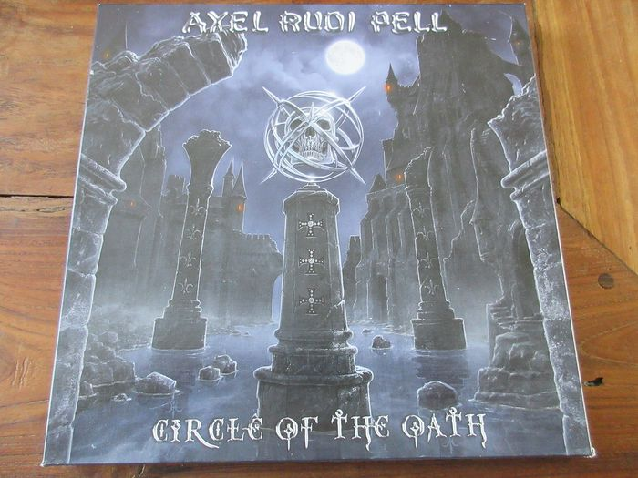 Axel Rudi Pell - Circle of the oath - Limited box set - 2012