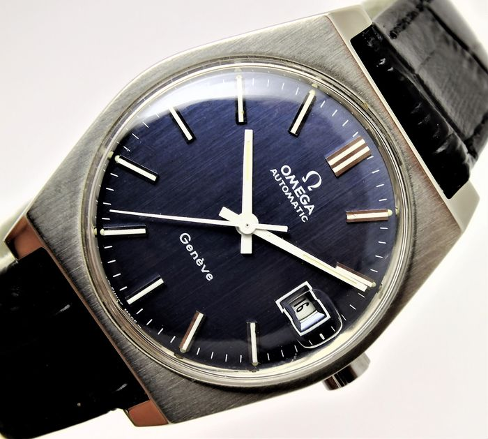"Omega - Geneve excellent - ""NO RESERVE PRICE""  - 1660118 - Men - 1975"