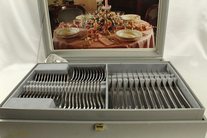 Morinox - NEW 75 piece cutlery set - Steel (stainless), 18/10