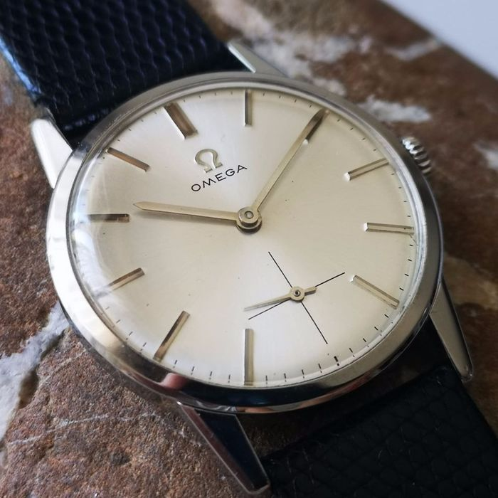 Omega - Cal 269 -  Manual Winding - Vintage Dress Watch - 19215277 - Herren - 1960-1969