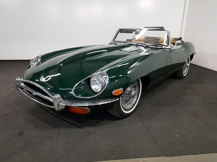 Jaguar - E-type serie 1.5 - 1970