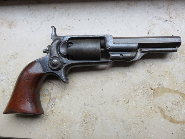 United States of America - Colt - 1855 ROOT - Sidehammer - Percussion -  Revolver - 28 - Catawiki