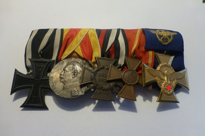 Germany - Army/Infantry - Award - 1940