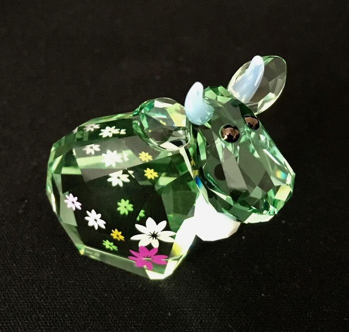 Swarovski - Flower Mo (Limited by Time & Place) - Crystal