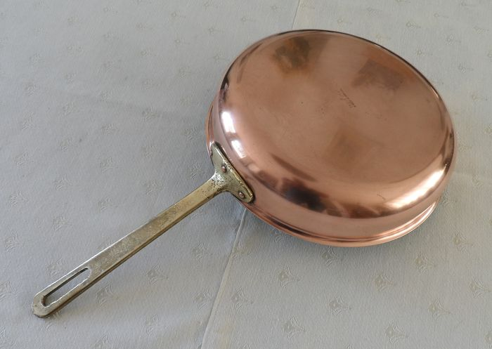 Tagus chef - frying pan - copper