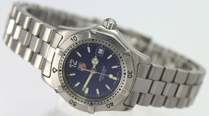 TAG Heuer - 'NO RESERVE PRICE' Swiss Made  - WK1313-0 - Mujer - 2000 - 2010