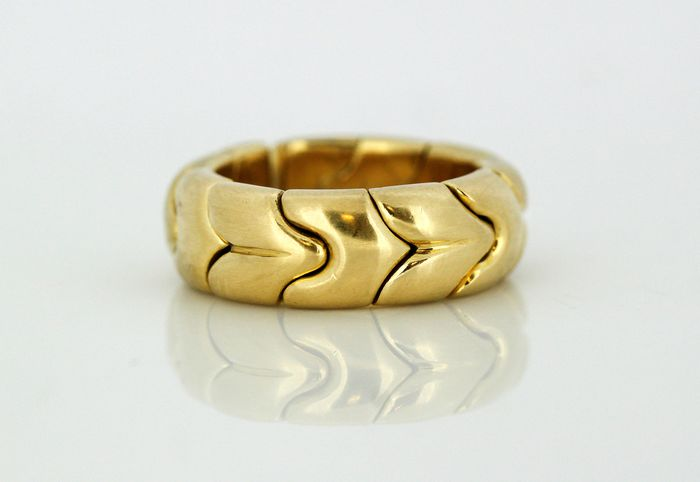 Bvlgari - 18 kt. Yellow gold - Ring