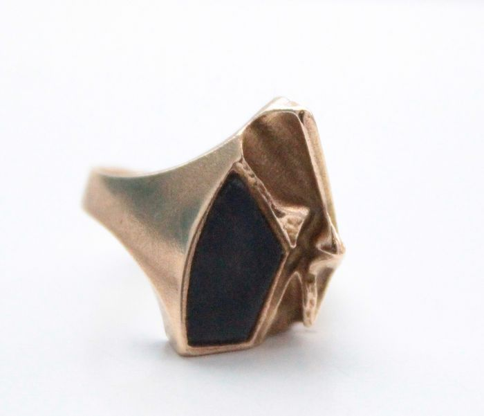 Lapponia - 14 kt. Gold - Ring