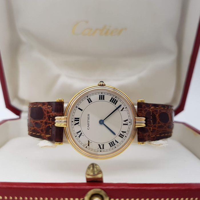 Cartier - Vendome Trinity Gold - Ref. 881003 - Women - 1980-1989