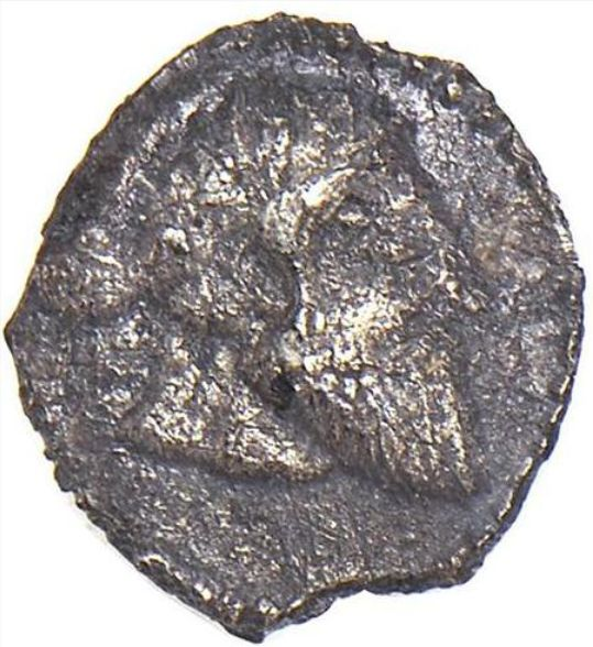 Griekenland (oud) - Sicily, Tauromenion. AR Litra, early 4th century BC - Unicum