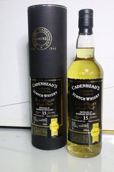 Rosebank 1989 15 years old Authentic Collection - Cadenhead's - 0.7Ltr