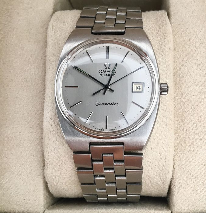Omega - 1970s Seamaster - All Stainless Steel Gents Watch - Men - 1970-1979
