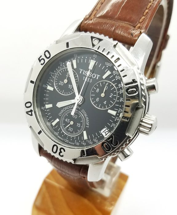 Tissot - PRS 200 chronograph - T362/462K - Men - 2000-2010