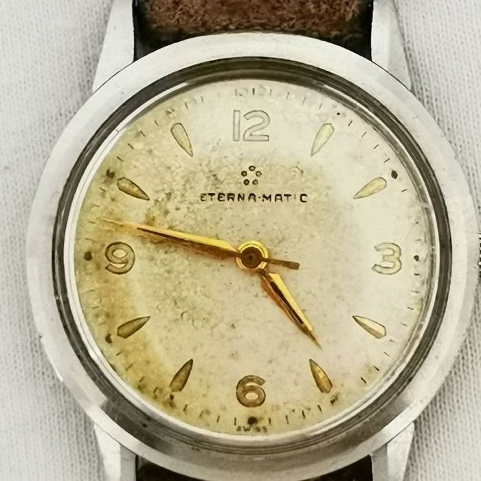 "Eterna-Matic - ""NO RESERVE PRICE""  - Unisex - 1950-1959"