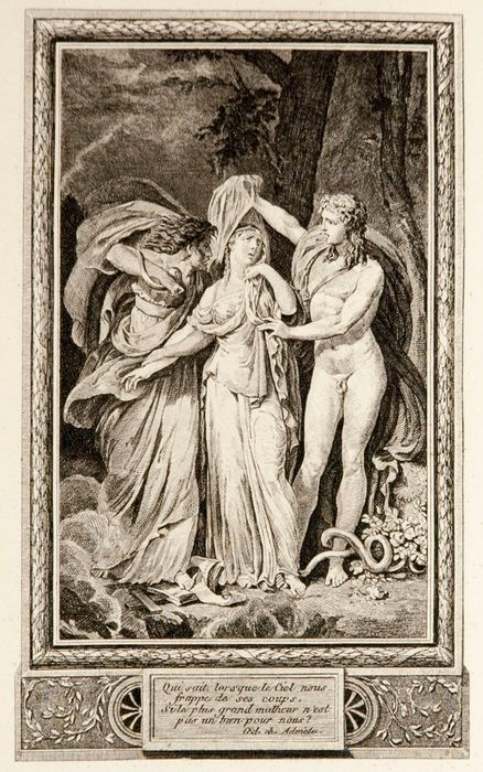 Marquis de Sade - Justine, or The Misfortunes of the Virtue or simply Justine - 1889