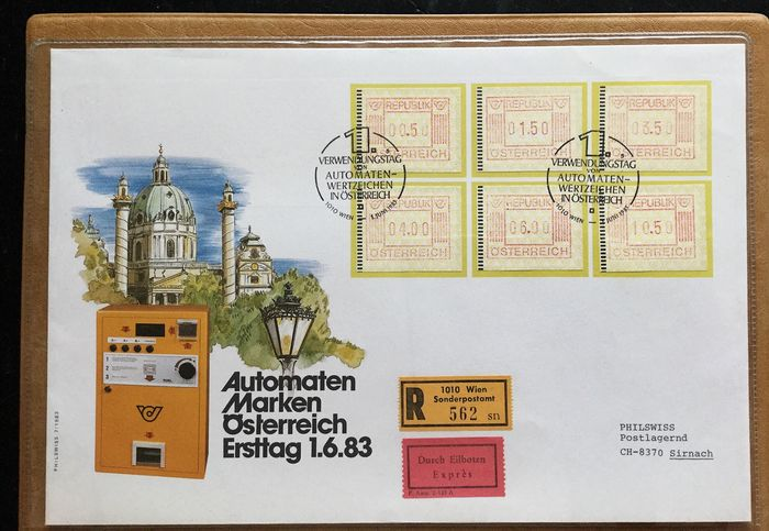 Switzerland - Batch of 520 letters/FDC ca 400 cards an more