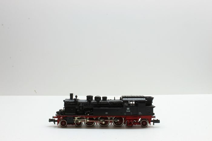 Fleischmann N - 7078 - Steam locomotive - BR 78 - DB