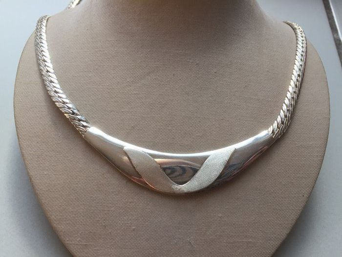 Andreas Daub - 835 Silver - Necklace