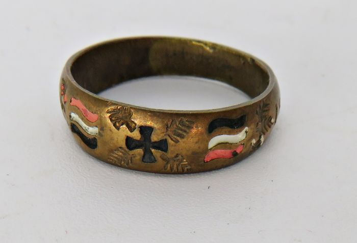 Germany - Patriotic Ring: Flanders Campaign
