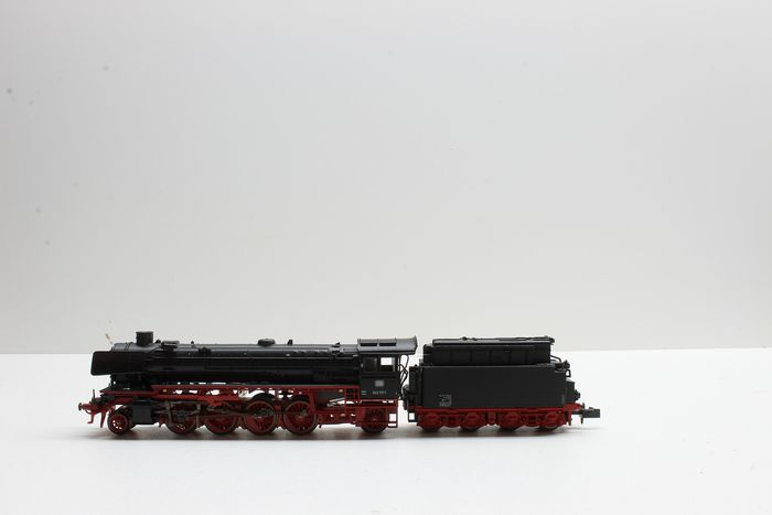 Minitrix N - 12503 - Steam locomotive with tender - BR 042 - DB
