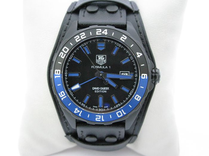 TAG Heuer - FORMULA 1 DAVID GUETTA LIMITED EDITION Automatic  - WAZ201A-FC8195 - Men - 2011-present