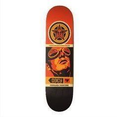 Shepard Fairey (OBEY) - Goggles Deck