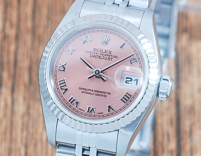 Rolex - Oyster Perpetual Datejust Lady - 69174 - Dames - 1990-1999