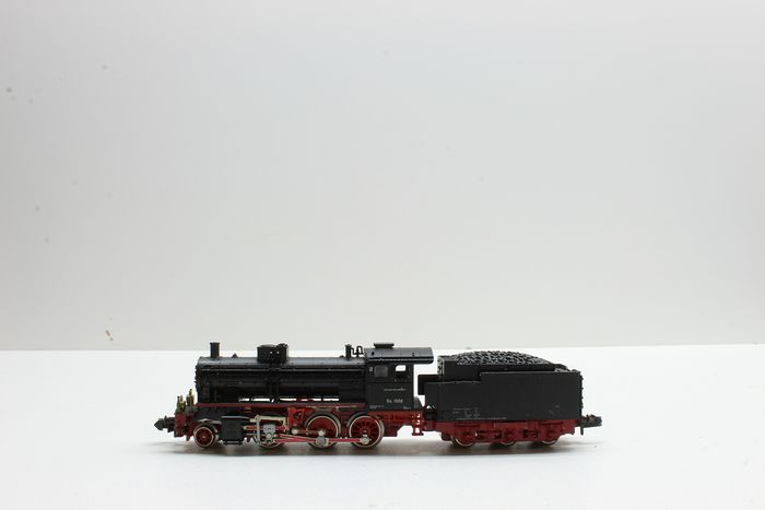 Minitrix N - 2902 - Steam locomotive with tender - BR 54 - DB