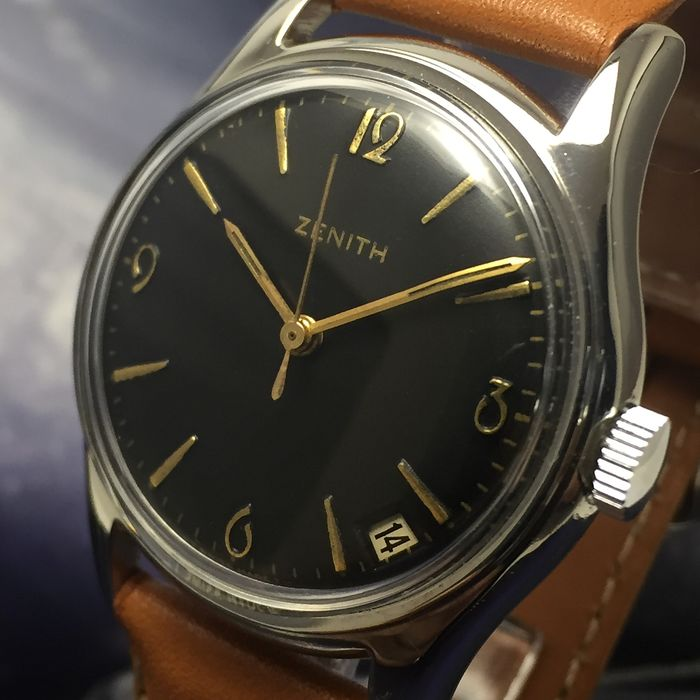 "Zenith - Pliot Vintage - ""NO RESERVE PRICE"" - Men - 1950-1959"