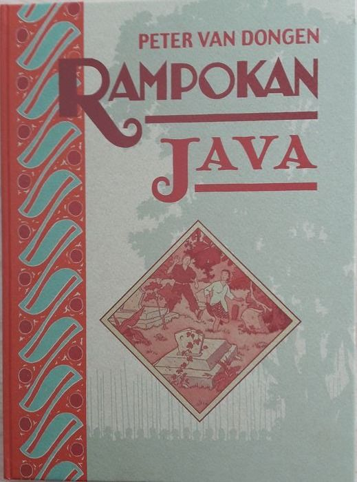 Rampokan - Java - Hardcover - First edition - (1998)