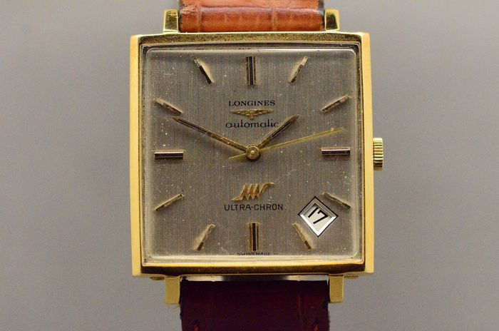 Longines - Ultra-Chron Automatic - Men - 1960-1969