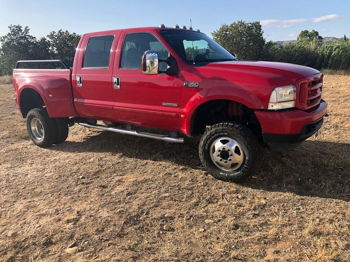 Ford - F 350 Super Duty XLT - 2006