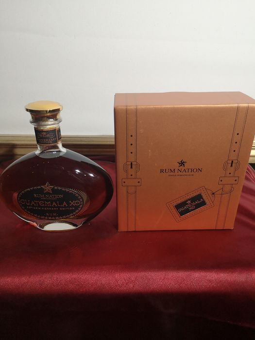 Rum Nation - Guatemala XO - 20th Anniversary edition - 70cl