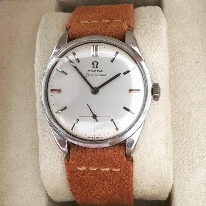 Omega - 1950s Seamaster Sub-Dial - Beautiful Gents Watch  - Men - 1950-1959