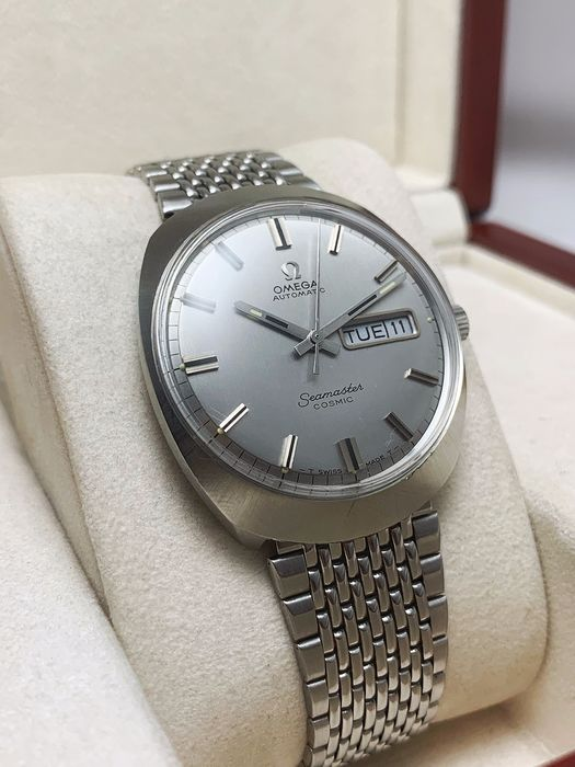 Omega - Seamaster Cosmic, Day Date  - Cal. 752 - Hombre - 1960-1969