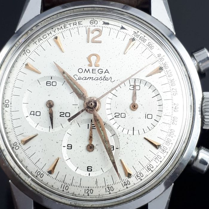 Omega - Vintage Chronograph Cal 321 - Homme - 1901-1949