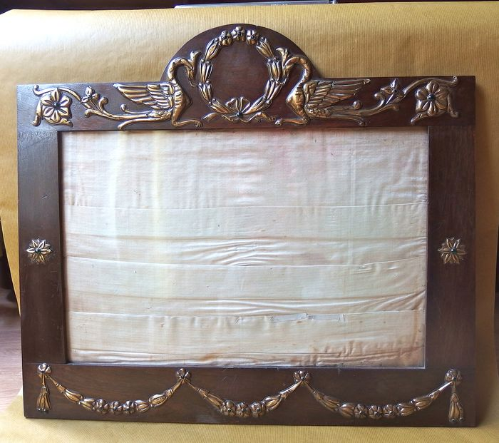 Large picture frame 52x59,5cm