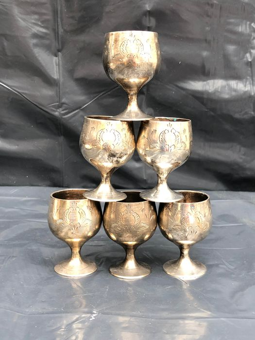Goblets - Silverplate