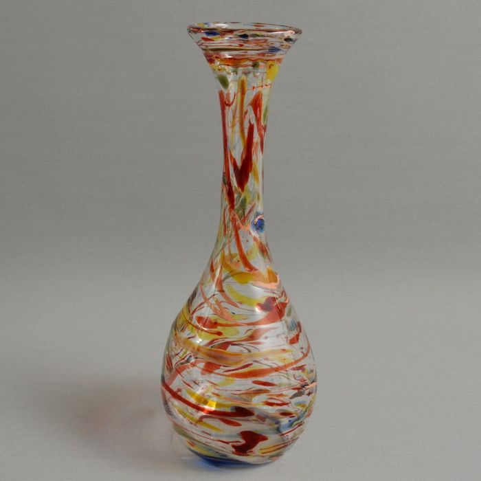 Murano - Vase with applications