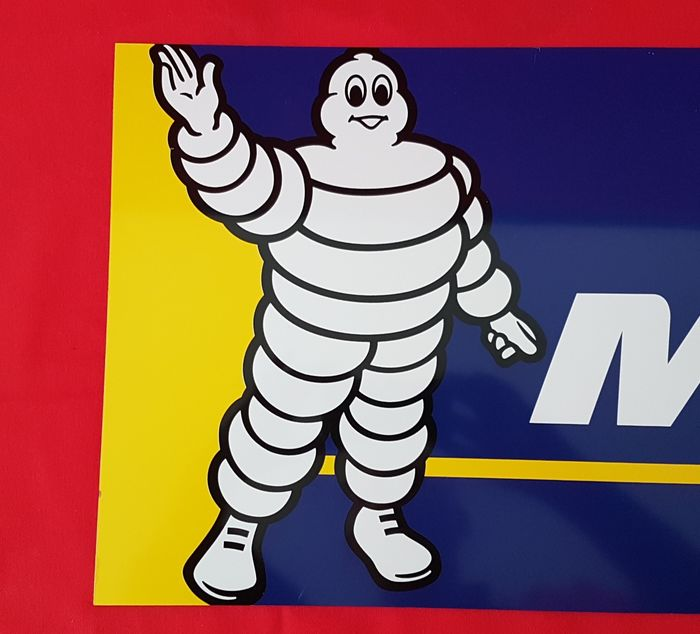 Dekoratives Objekt - Michelin reclamebord - 2000